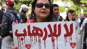 Les Tunisiens disent «non au terrorisme»Source: Reuters