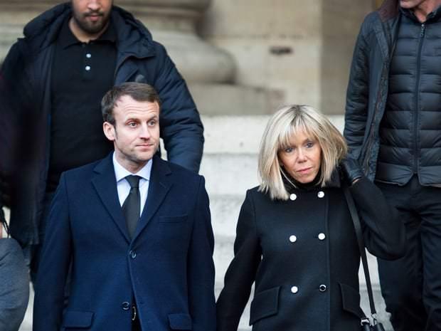Brigitte Macron Biographie Secrete De La Femme D Emmanuel Macron Amdb