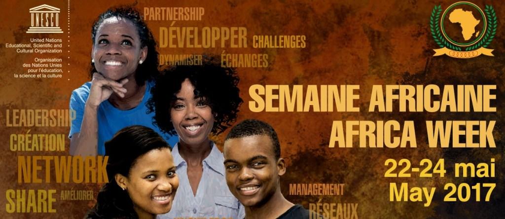 UNESCO semaine africaine