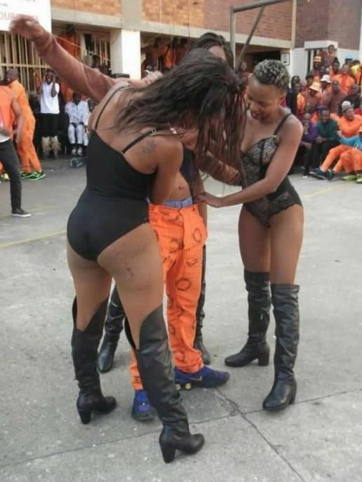 strip-teaseuses Afrique du Sud