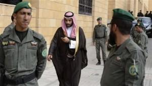 Mohammed ben Salmane a échappé à un attentat. (Photo d'illustration)