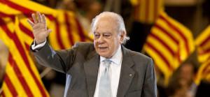 Jordi Pujol, père du mouvement pour l'indépendance catalane
