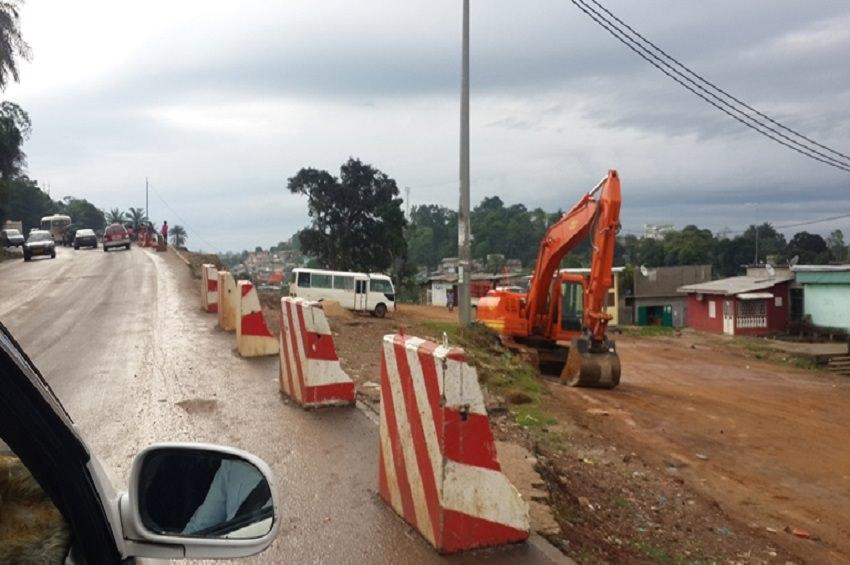 Gabon construction des nationales n 1 et 3 pourquoi l for Les entreprises de construction