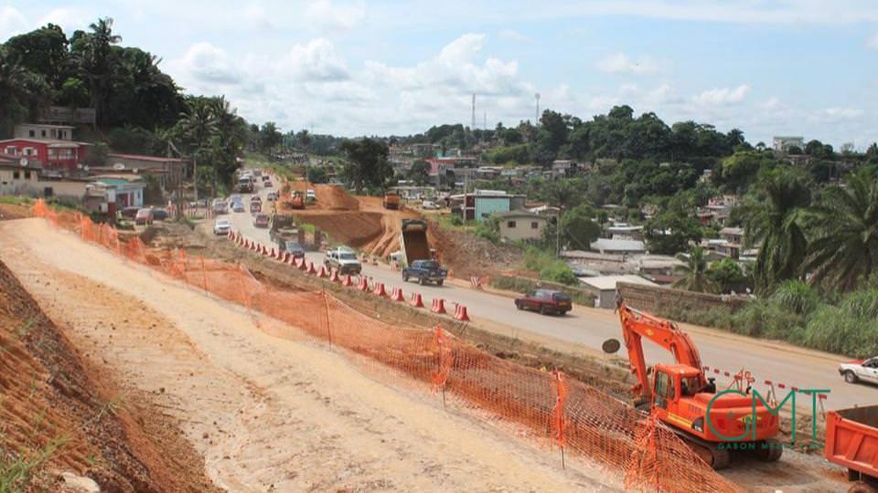 Axe Pk5 Pk12 Le Gabon Obtient Un Financement De 25
